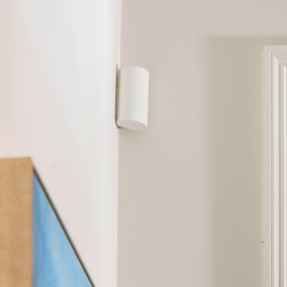 Johnson City security motion sensor