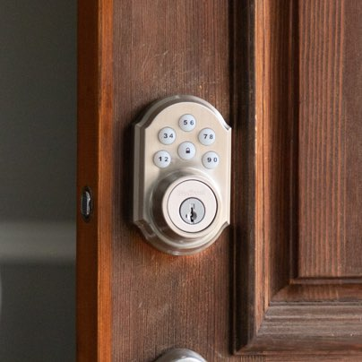 Johnson City security smartlock