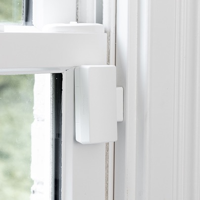 Johnson City security window sensor