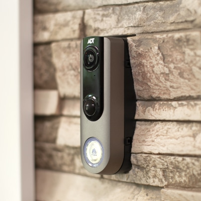 Johnson City doorbell security camera
